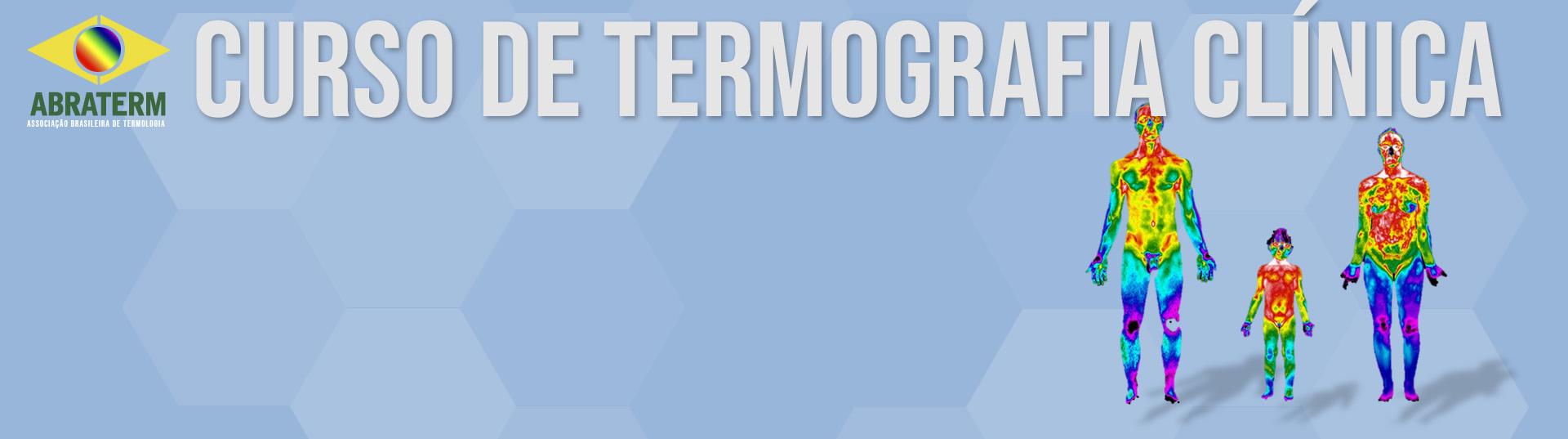 Curso de Termografia Clínica 2021 – III (ONLINE)